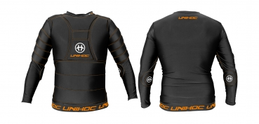 Unihoc FLOW Goalie Protec Longsleeve Junior
