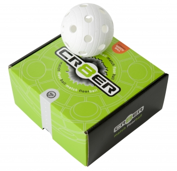 Match Ball Crater white 4-pack
