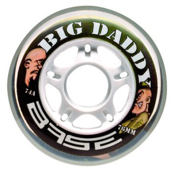 Base Hockey Indoor Big Daddy 4er Set