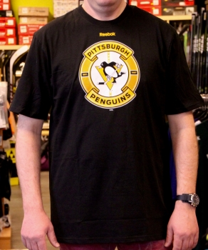 NHL Shirt Reebok Slick Pass SR Pittsburgh