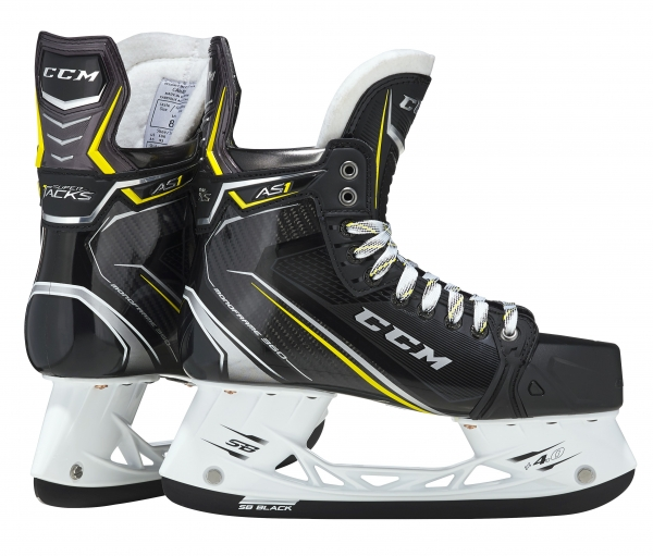 CCM Super Tacks AS1 Schlittschuh JR.