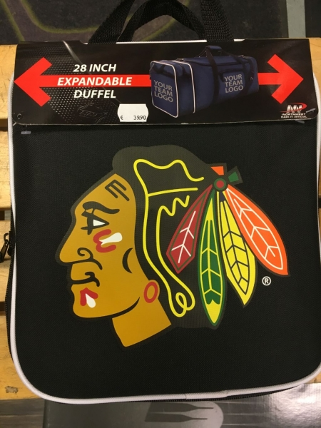 Chicago Blackhawks NHL Sporttasche